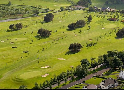 Ballinrobe Golf Course near The Gateway Hotel Swinford