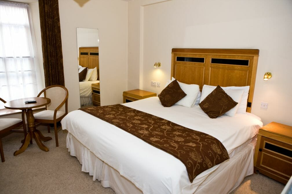 Quality ensuite hotel accommodation at the Gateway Hotel Co Mayo