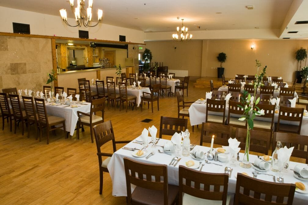 The Gateway Hotel Swinford caters for private functions